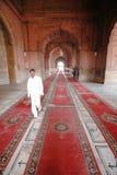 Jama-masjid Royaltyfri Foto
