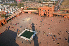Jama masjid Stock Photography