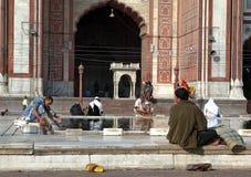 Jama Masjid Fotografía de archivo