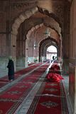 Jama Masjid Imagen de archivo