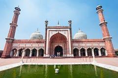 Jama Masjid Lizenzfreie Stockfotografie