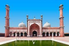 Jama Masjid Στοκ Εικόνες
