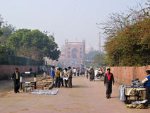 Jama Masjid, Delhi Royalty Free Stock Image