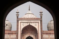 Jama Masjid Stock Photography