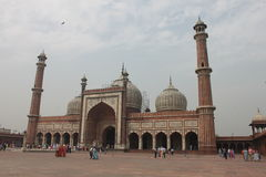 Jama Masjid Delhi Royalty Free Stock Images