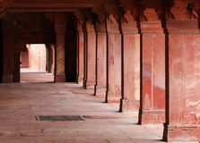 Jama Masjid, Fatehpur Sikri in Agra, Uttar Pradesh, India Royalty Free Stock Photos