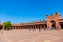 The Jama Masjid in Fatehpur Sikri Royalty Free Stock Image