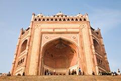 Jama Masjid, Fatehpur Sikri, India Fotografia Royalty Free
