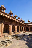 Jama Masjid in Fatehpur Sikri is a mosque in Agra, completed in Stock Image