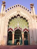 Jama Masjid Lucknow Stock Afbeelding