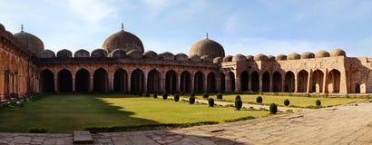Jama Masjid in Mandu, India. Ruins of Afghan architecture in Mandu Royalty Free Stock Photos