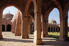 Jama Masjid in Mandu, India Royalty Free Stock Image