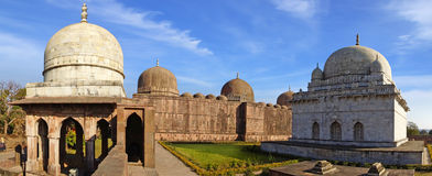 Jama Masjid in Mandu, India Royalty Free Stock Photos