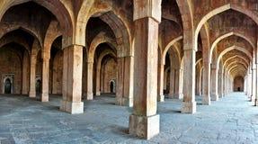 Jama Masjid in Mandu, Indien Lizenzfreie Stockfotos