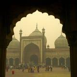 Jama Masjid meczet Zdjęcia Royalty Free