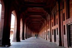 Jama Masjid mosque in Fatehpur Sikri, Uttar Pradseh, India Royalty Free Stock Photos