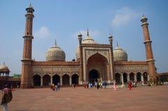Jama Masjid Mosque Royalty Free Stock Photography