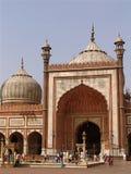 Jama Masjid, Nuova Delhi Immagine Stock