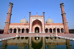 Jama Masjid Royalty Free Stock Image