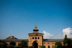 Jama Masjid in Srinagar Royalty Free Stock Photo