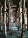 Jama Masjid View Imágenes de archivo libres de regalías