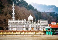 Jama Mosque Nainital Stockfoto