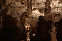 Jama Postojnska | Σπηλιά | Grotte Στοκ Φωτογραφίες