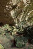 Jama w niah parku narodowym obraz stock