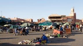 Jamaa el Fna Marrakesh Stock Photos