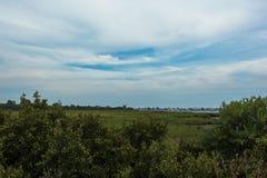 Jamaica Bay Views stock image