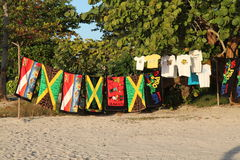 Jamaica colors Royalty Free Stock Photos