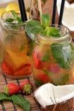 Jamaica drink arkivfoton