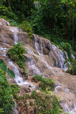 Jamaica. Dunn's River Falls Royalty Free Stock Photos