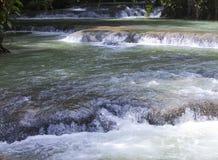 Jamaica. Dunn's River waterfalls Stock Photography