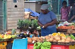 JAMAICA FOLK arkivfoton