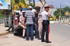 JAMAICA FOLK Royaltyfri Bild