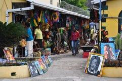 JAMAICA FOLK arkivbilder