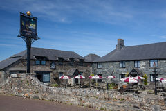 Jamaica Inn, Cornwall's legendary coaching house Royalty Free Stock Images