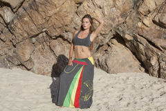 Jamaica mig som är galen Royaltyfri Fotografi