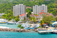 jamaica ocho rios Obrazy Stock