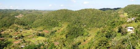 jamaica panorama s Zdjęcie Stock