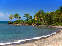 Jamaica. Sea tropical landscape Stock Photo