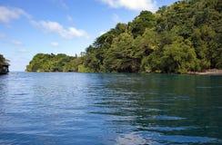 Jamaica. Sea tropical landscape Stock Image