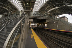 Jamaica station LIRR Royaltyfria Foton