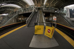 Jamaica station LIRR Arkivfoton
