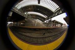 Jamaica station LIRR Royaltyfria Bilder