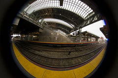 Jamaica Station LIRR Royalty Free Stock Images