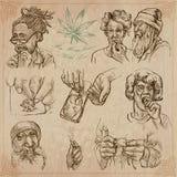 Jamaica Travel - An hand drawn vector pack vector illustration