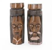 Jamaicaanse standbeelden Royalty-vrije Stock Fotografie