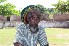 Jamaican Rasta Royalty Free Stock Photography